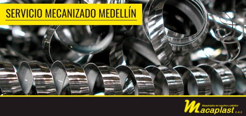 Conoce nuestro servicio mecanizado Medellín