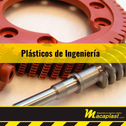 Plásticos de ingeniería en Medellín