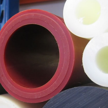 Plásticos de ingeniería y Maquinados en caucho