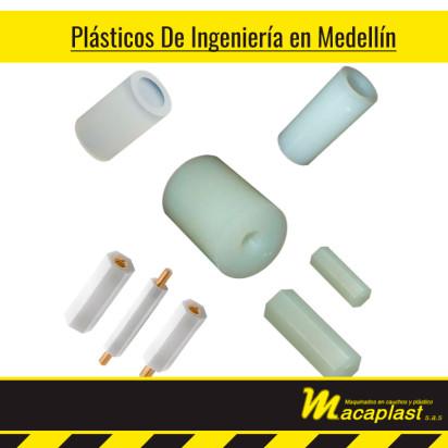 Plásticos de ingeniería en Medellín: El Nylon
