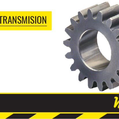 Piñones de transmisión: pieza clave de los sistemas de velocidad