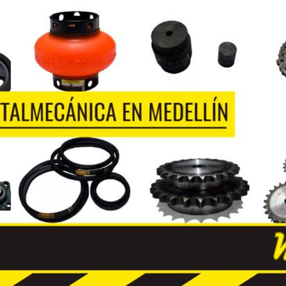 Servicios que ofrece una empresa metalmecánica en Medellín
