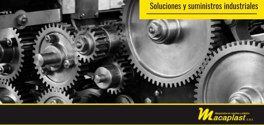 Soluciones y suministros industriales en Medellín